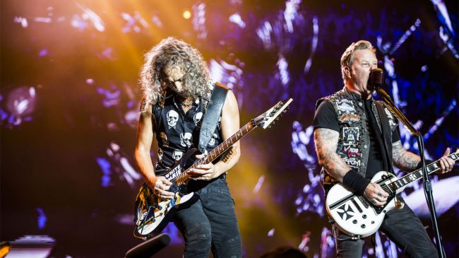 Best Metal - James Hetfield, Kirk Hammett 53984ce2071a648dd30652db05f7601c-650-80